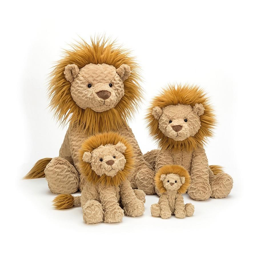 Fuddlewuddle Lion Medium_FW6LN