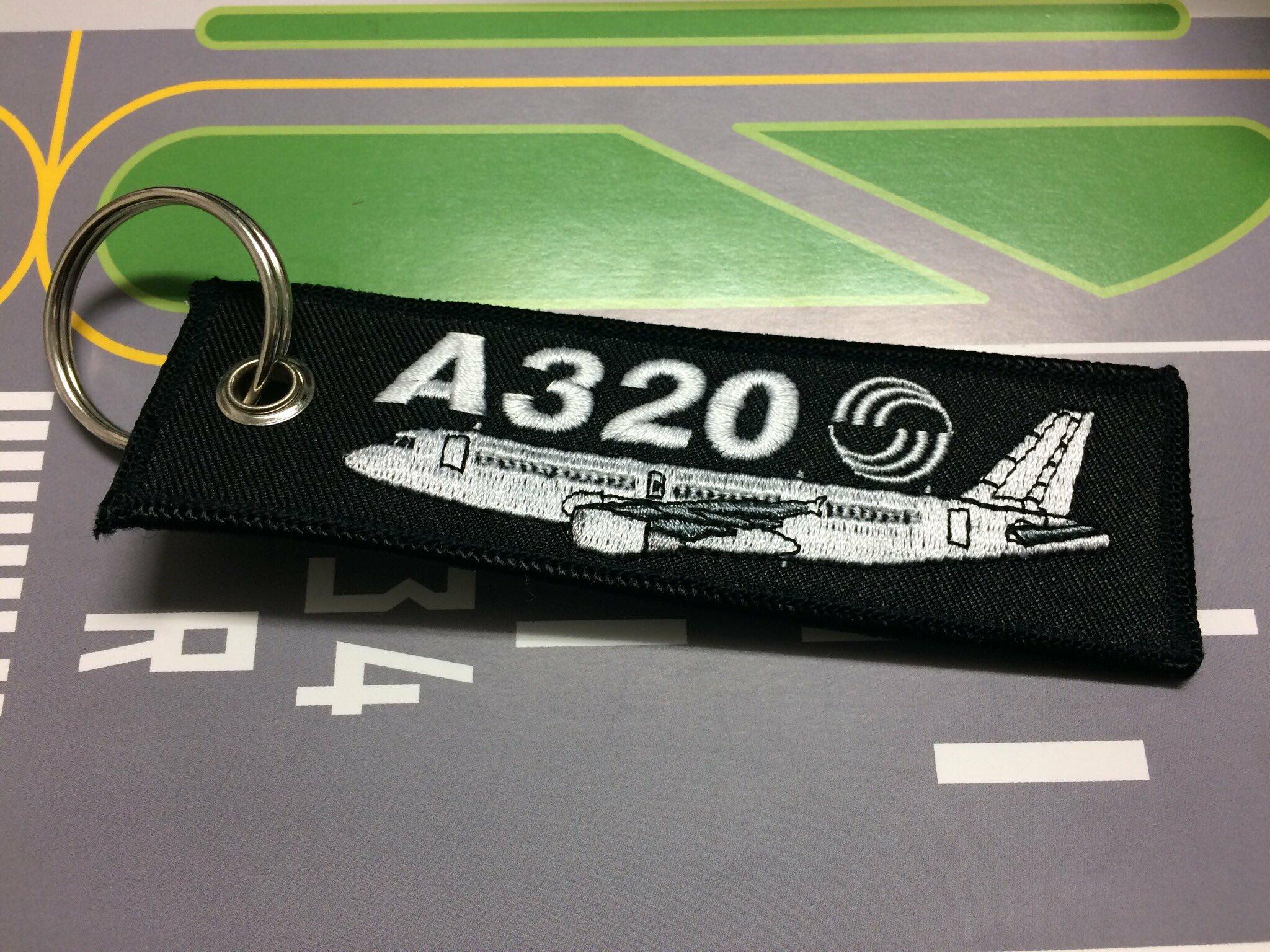 A320キーホルダー