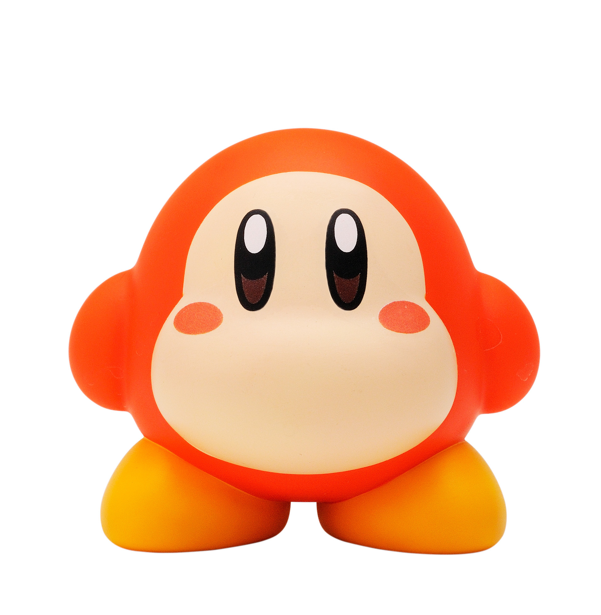 星のカービィ ソフビコレクション  【ワドルディ】  Kirby  /  エンスカイ