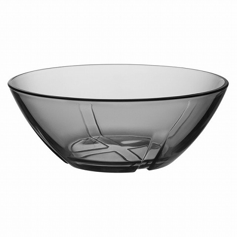 Kostaboda コスタボダ BRUK テーブルウェア ボウル(S) グレイ (7051601)