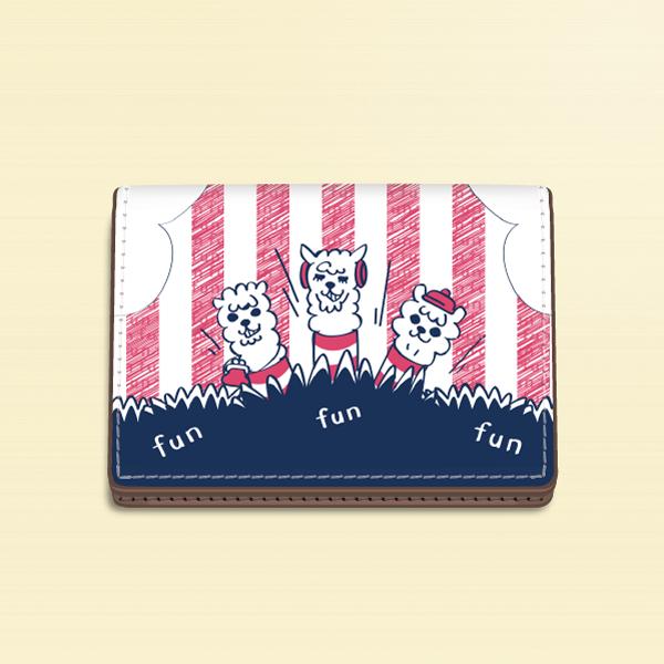 【カードケース】あるぱかイズム