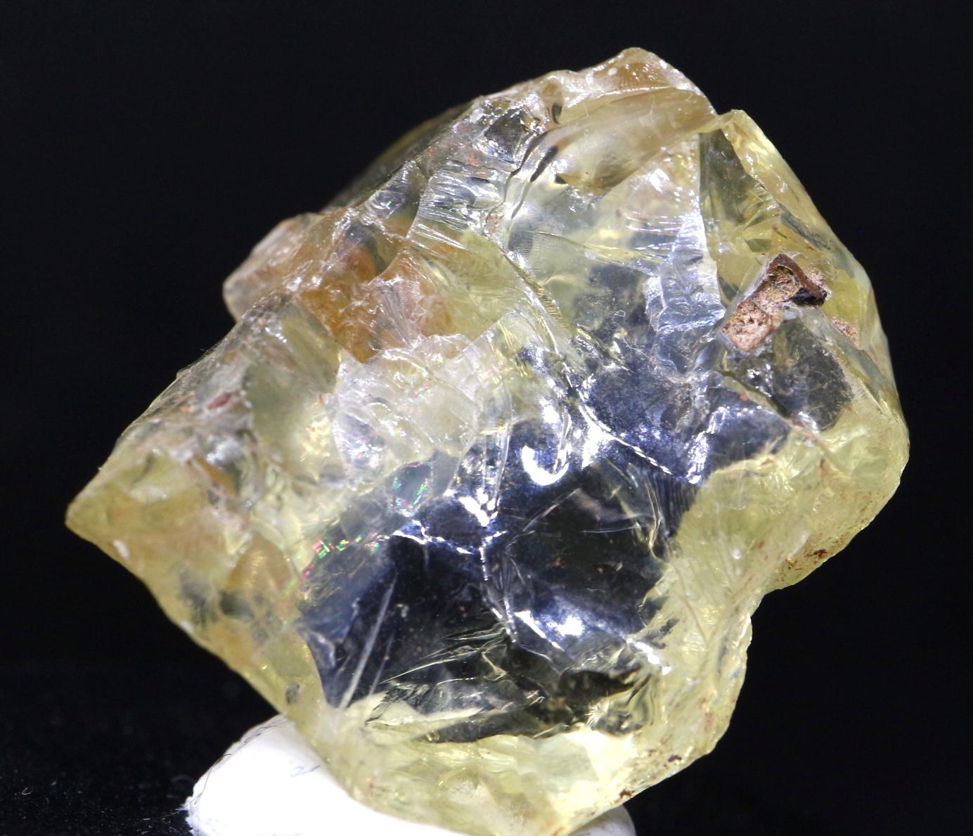 オレゴン サンストーン  4,7g SUN033  鉱物 天然石 原石