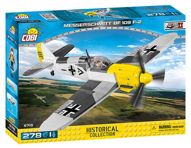 COBI #5715 メッサーシュミット Bf-109F-2