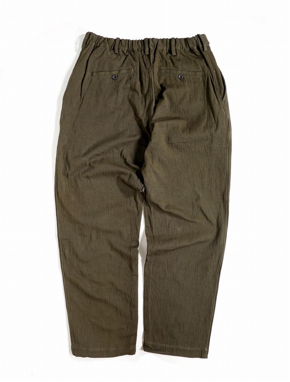 Cotton Gauze Trousers