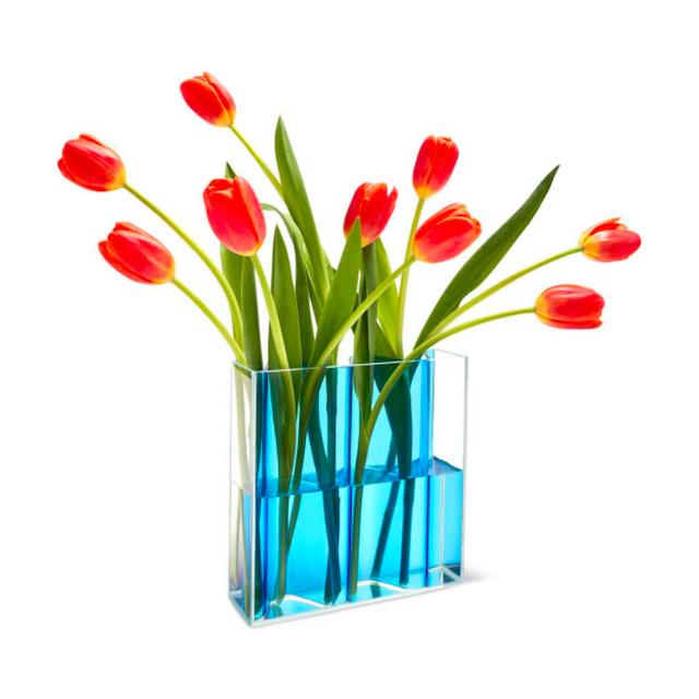 MoMA Corrugated Vase モマ コルゲート ベース フラワーベース