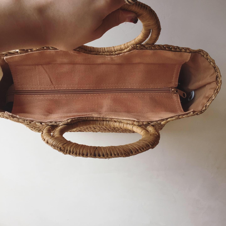 vintage summer bag