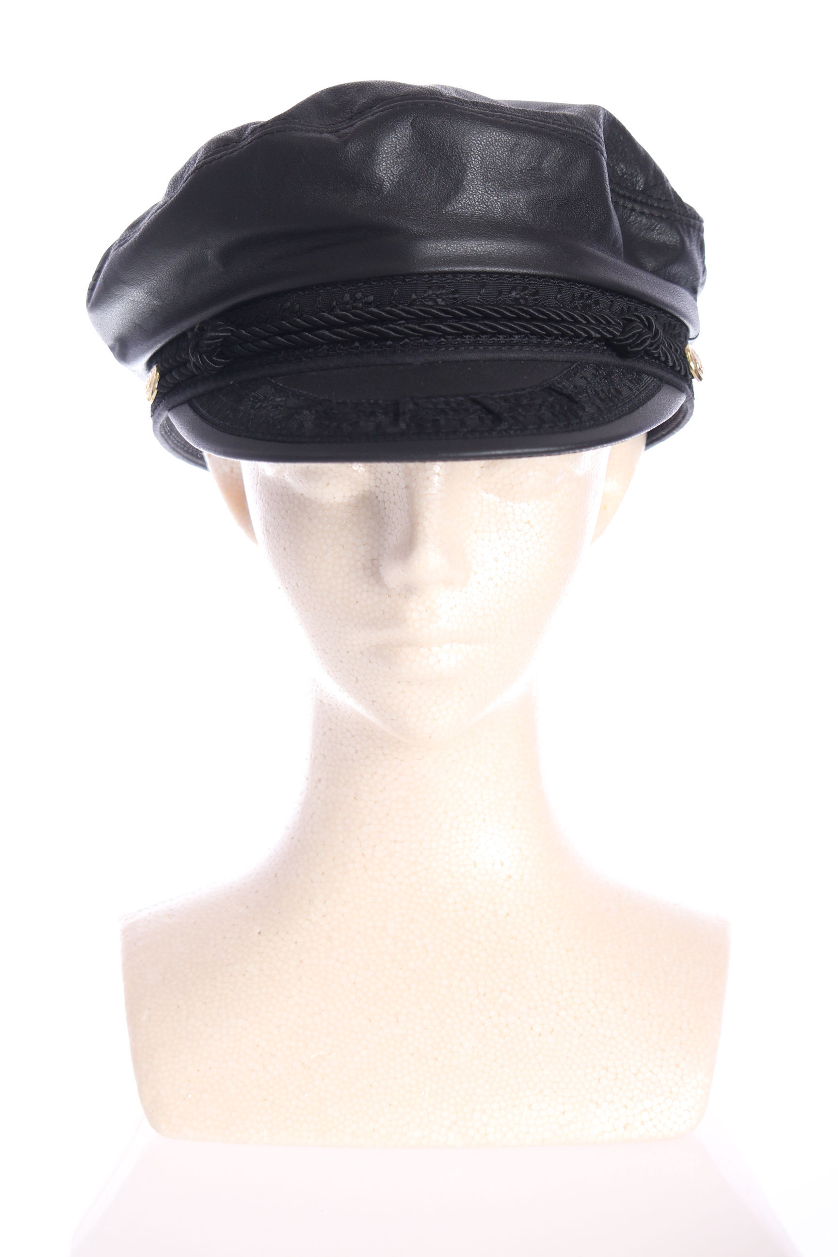 牛革GREEK FISHERMAN(帽子)
