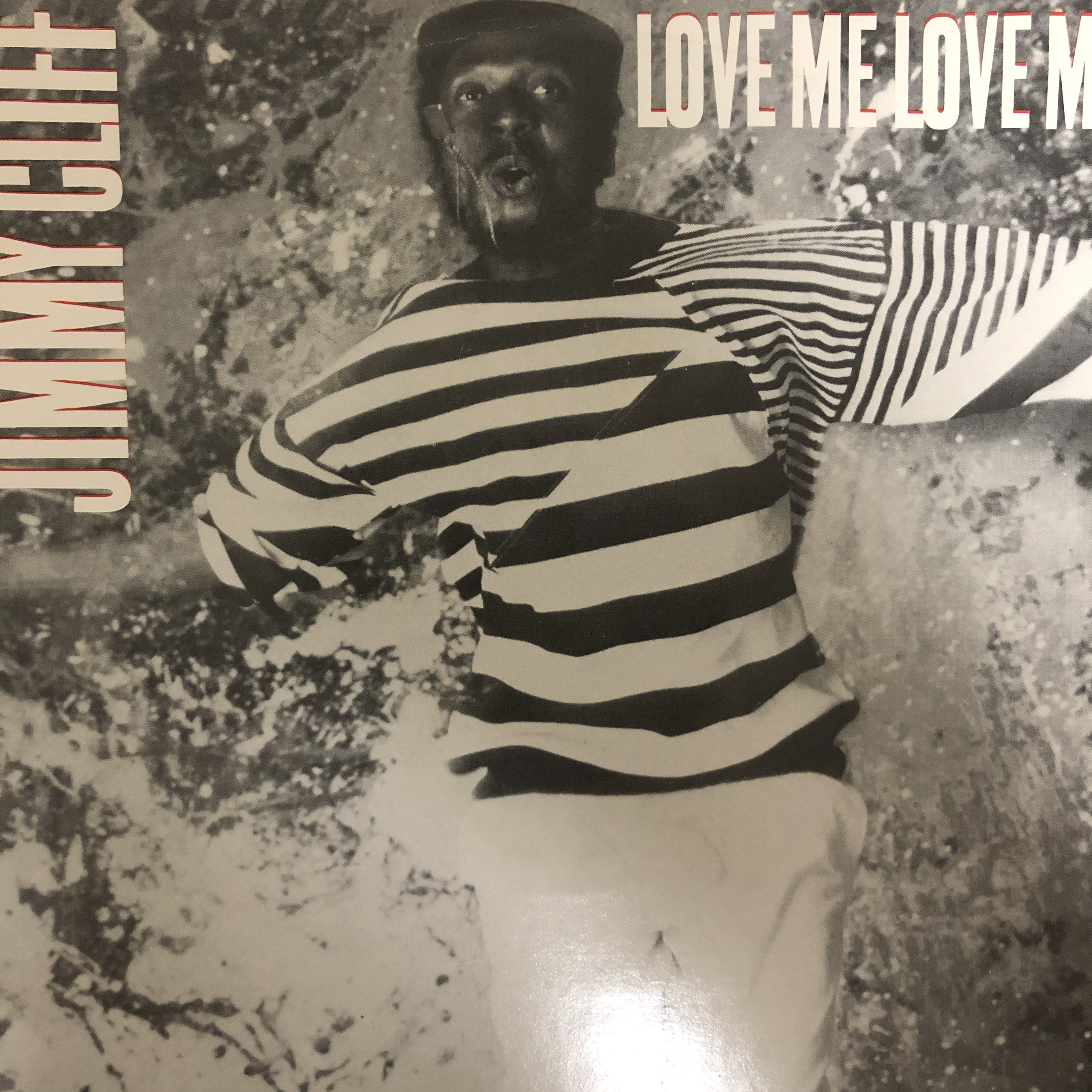 Jimmy Cliff - Love Me Love Me【7-20496】