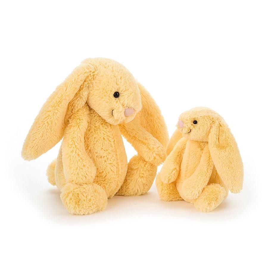 Bashful Lemon Bunny Small_BASS6LM