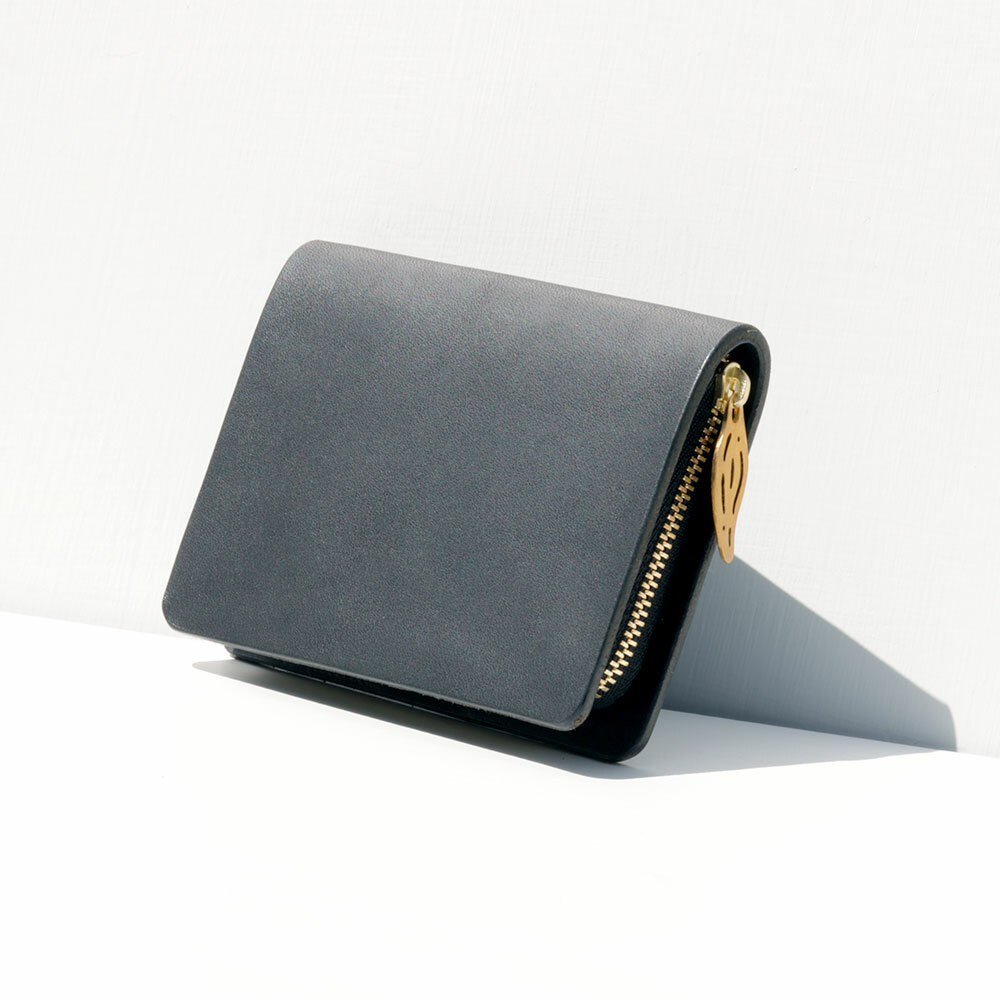 mu coin wallet (black)