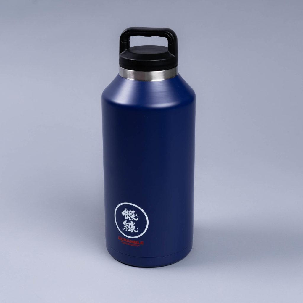 SCRAMBLE MIZU XL – DOUBLE WALLED VACUUM FLASK – 1.8L |水筒