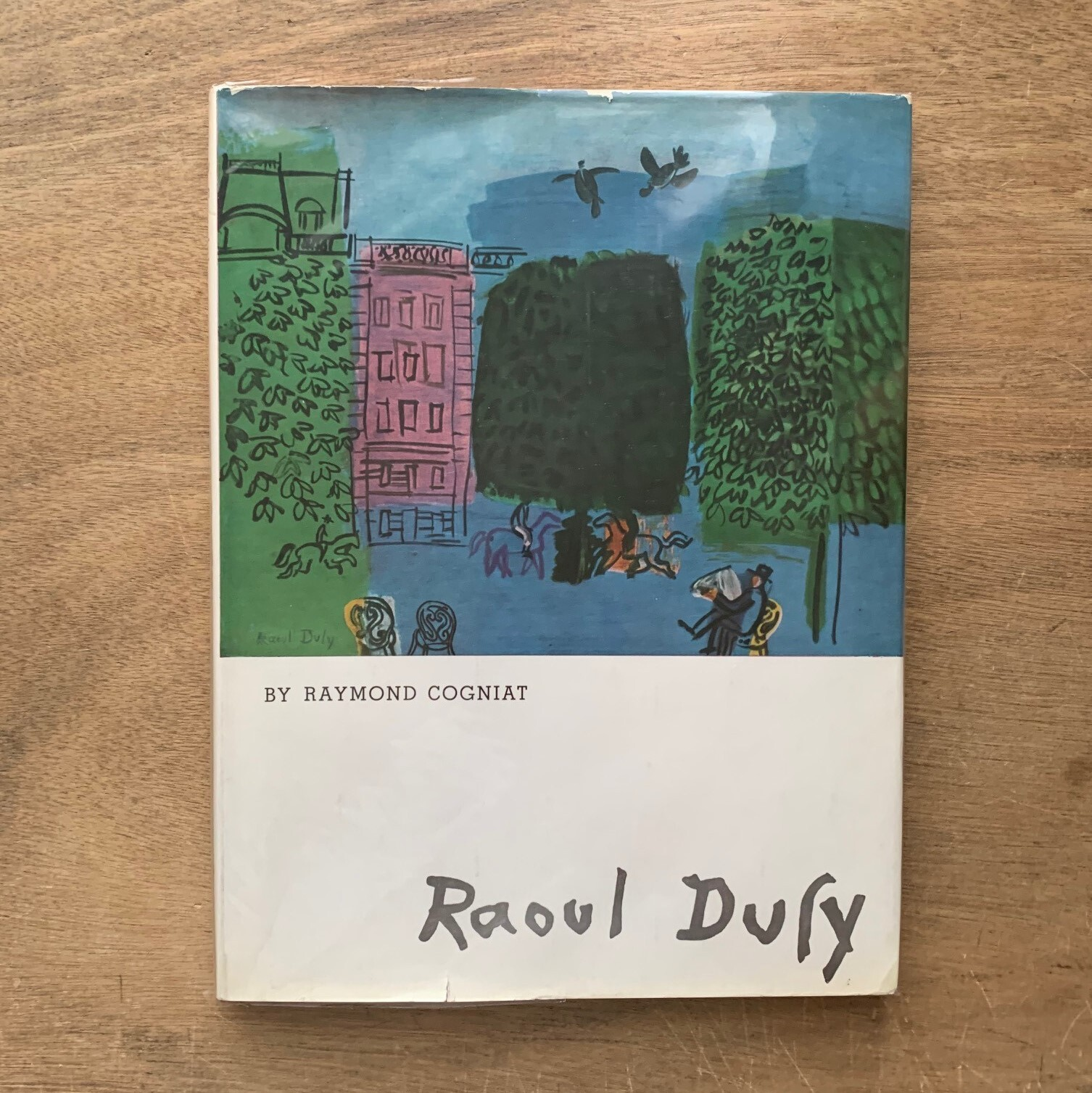 Raoul Dufy  /  Raymond Cogniat  / Crown Publishers
