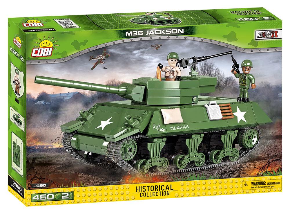 COBI #2390 M36 ジャクソン 対戦車自走砲