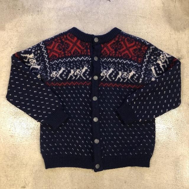 Vintage Nordic Cardigan