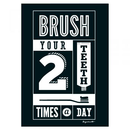 Brush B3ポスター