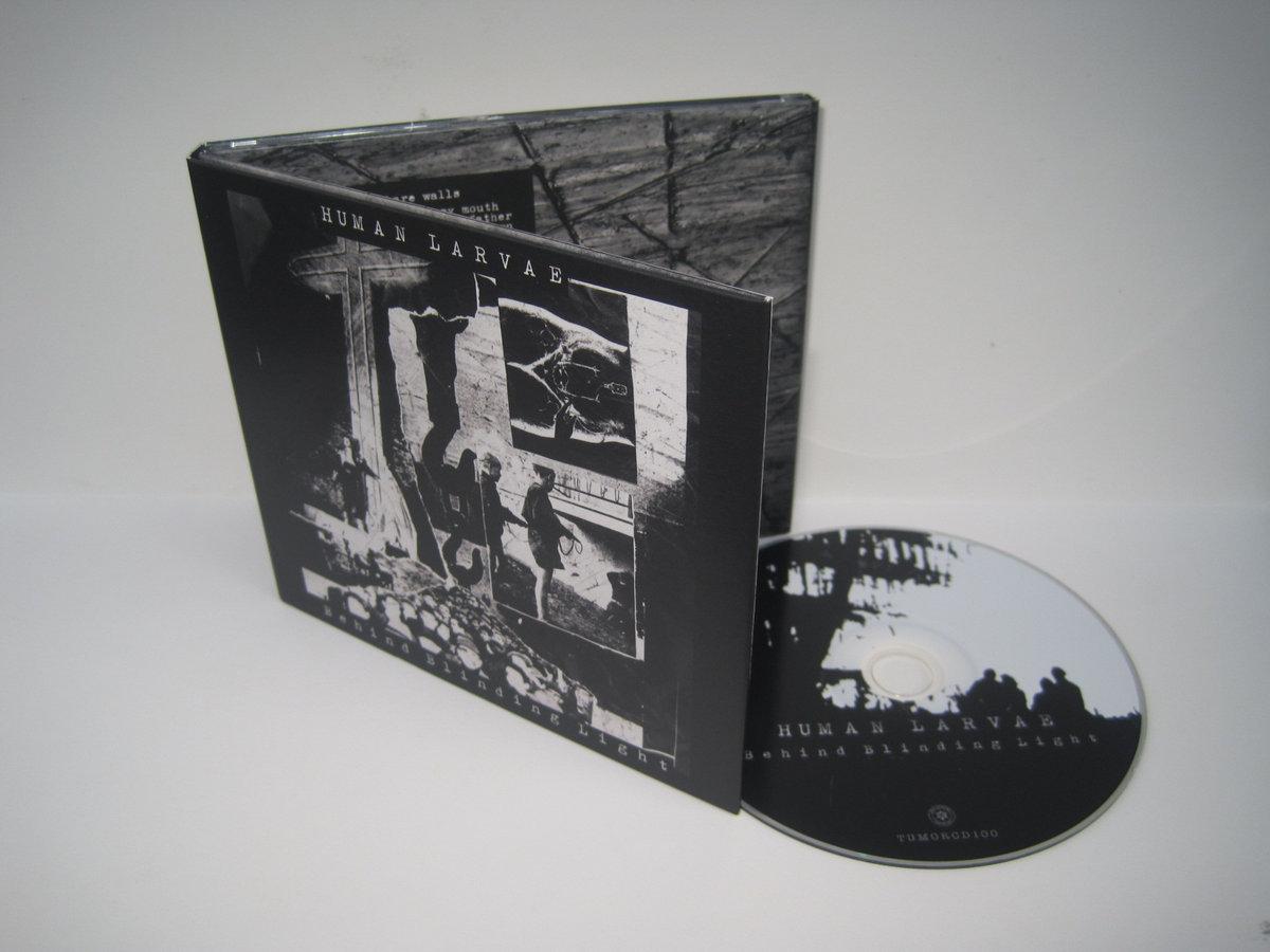 Human Larvae - Behind Blinding Light CD - 画像2