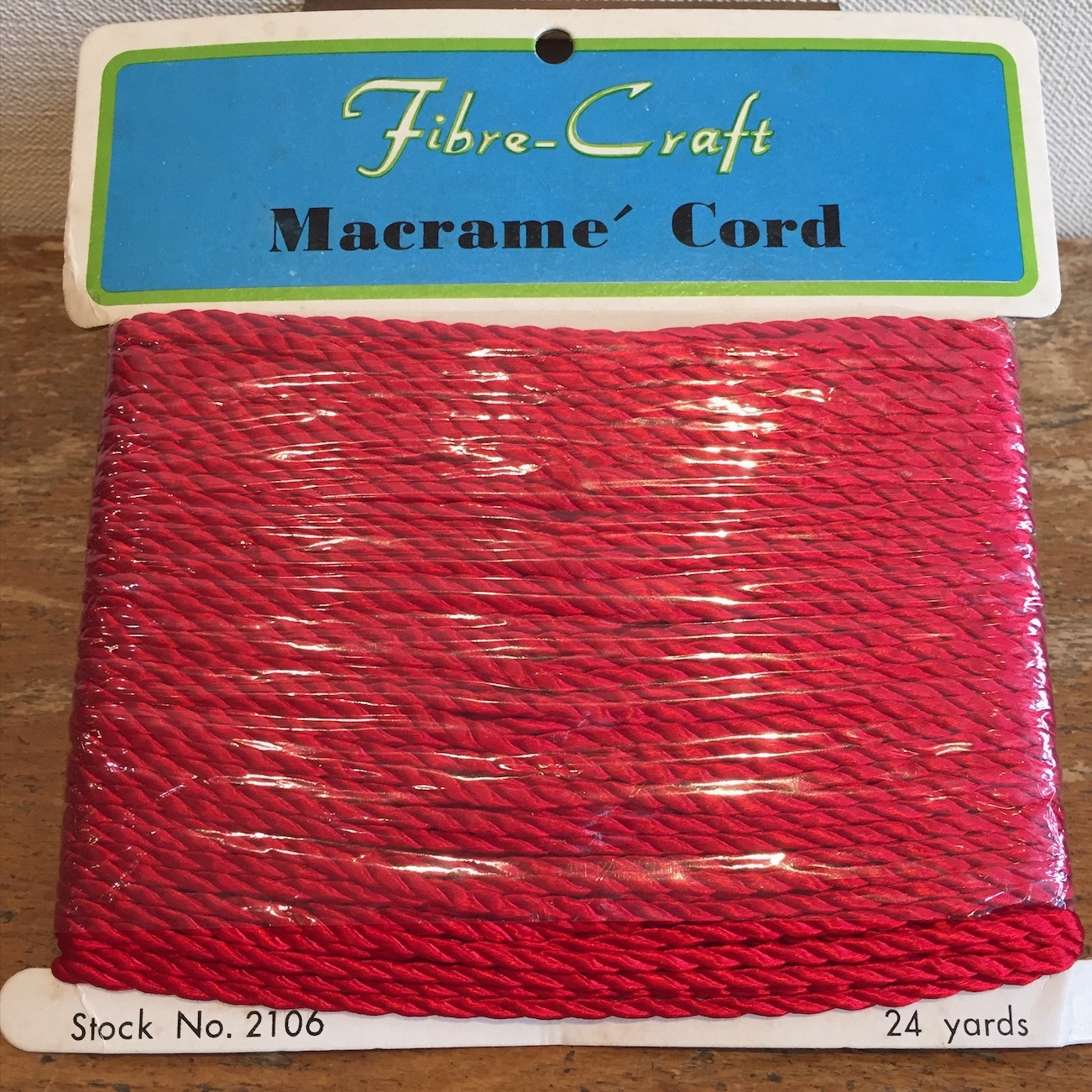 Macrame Cord(太)