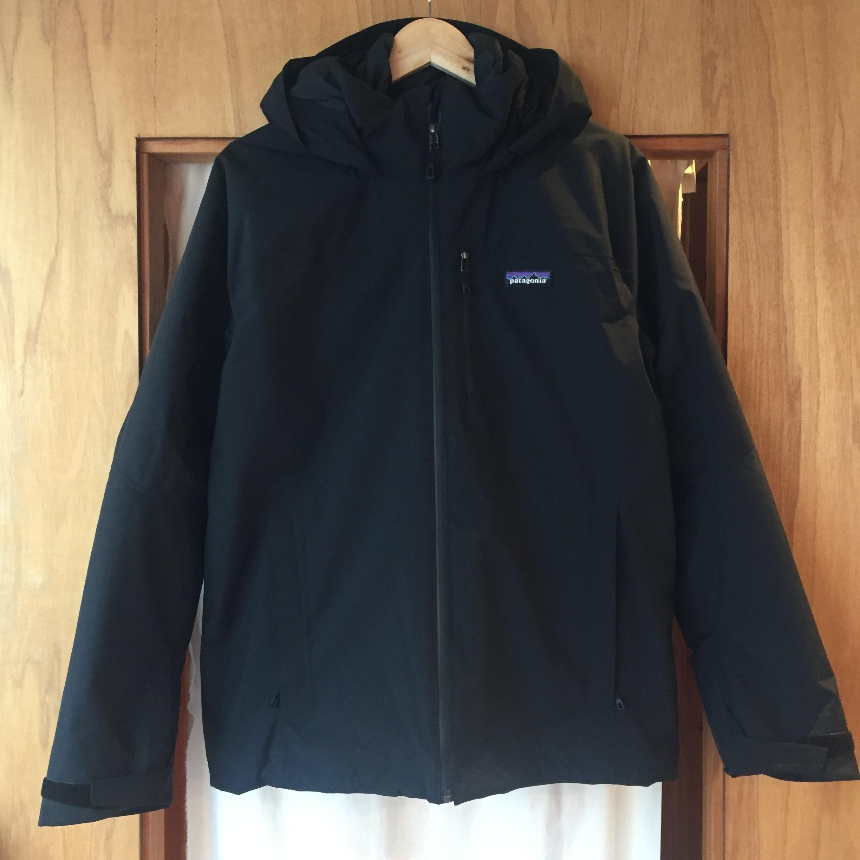 Patagonia Men's  Windsweep 3 in 1 Jacket
