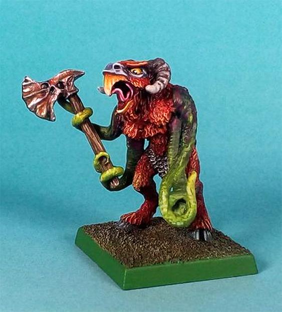 深淵の獣人:名状しがたき鳥獣 - 画像2