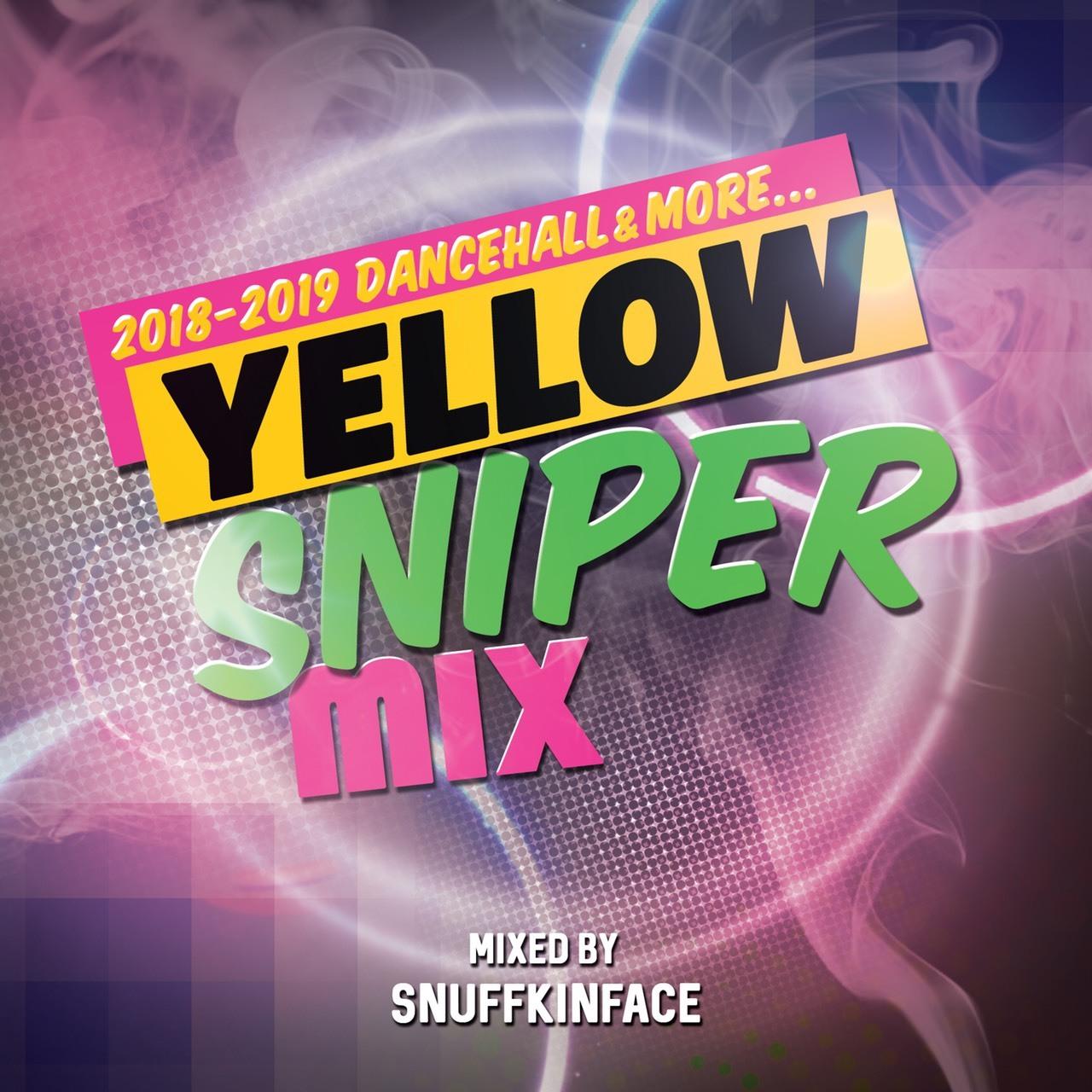 [MIX CD] SNUFFKINFACE / YELLOW SNIPER MIX