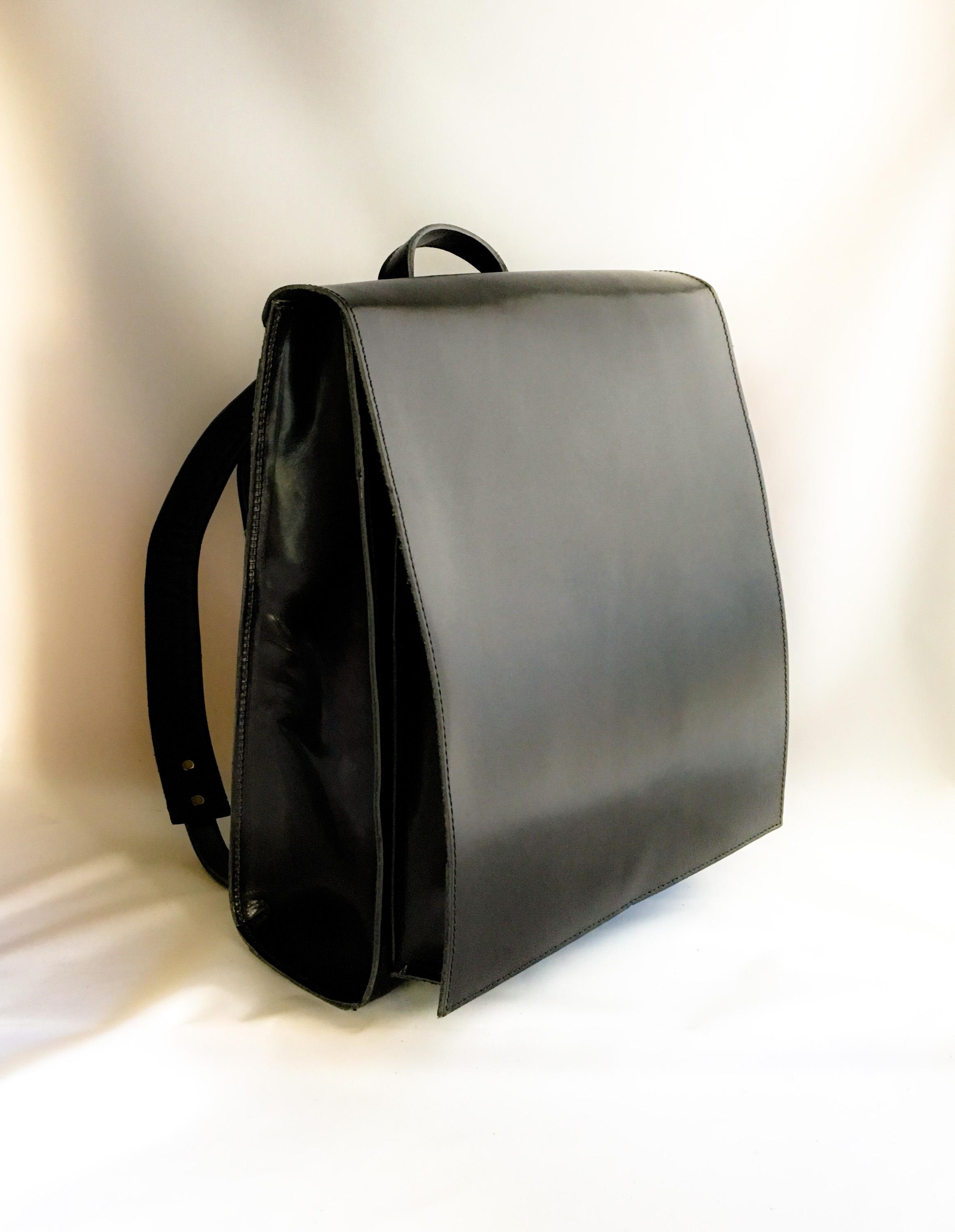 ランドセル型リュック黒