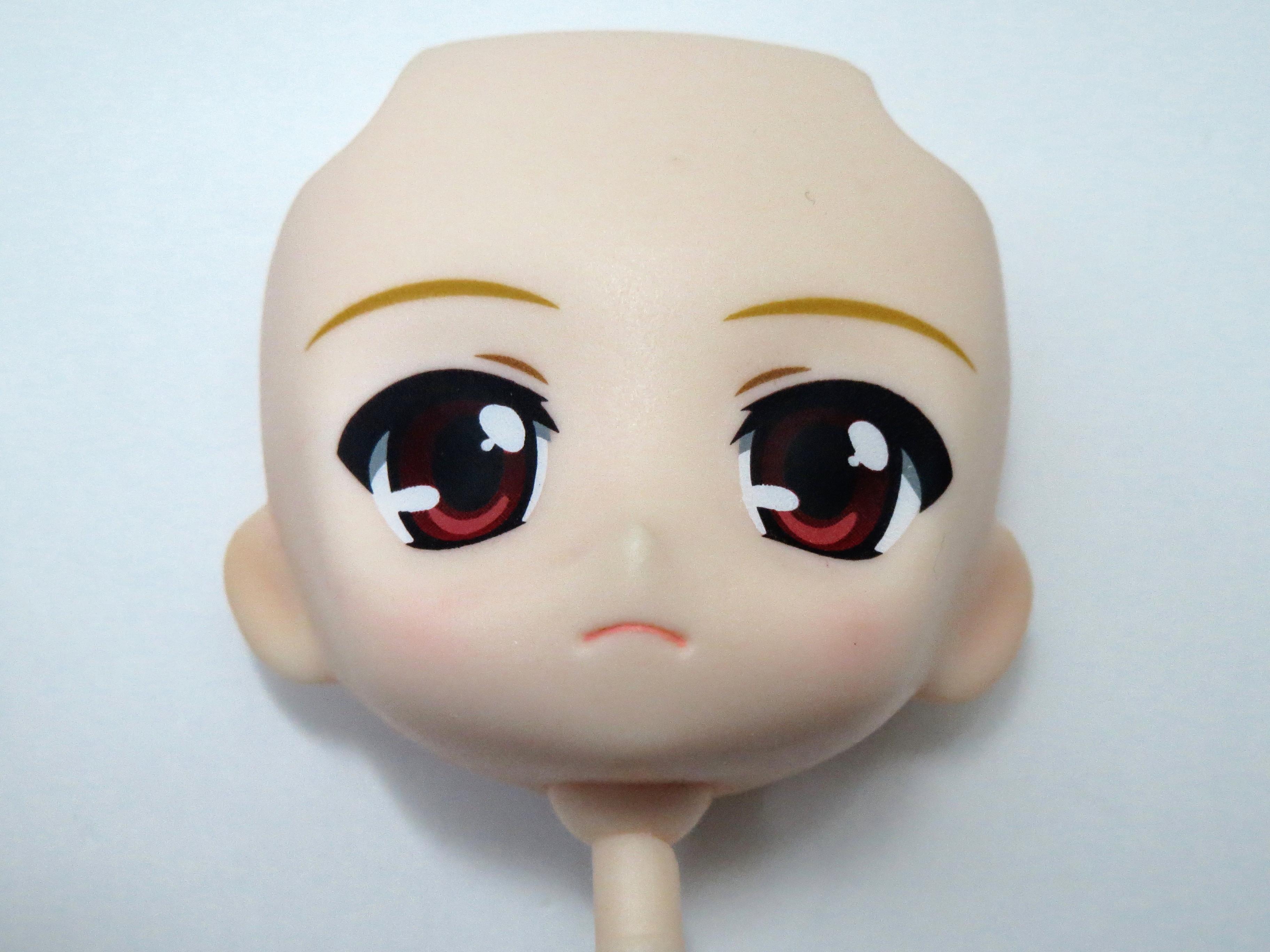 【099】 フェイト・テスタロッサ 顔パーツ 普通 ねんどろいど