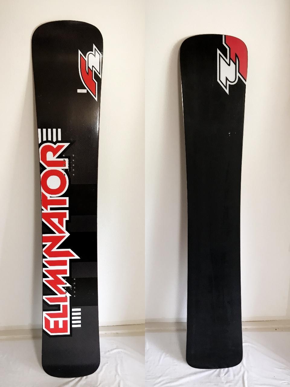【 F2】 ELIMINATOR WC CARBON 153 16-17モデル/中古(497)