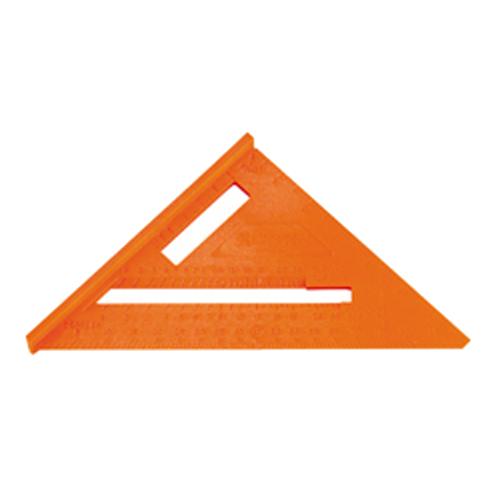 Johnson Level 7インチキャストスクエア定規(インチ表記)