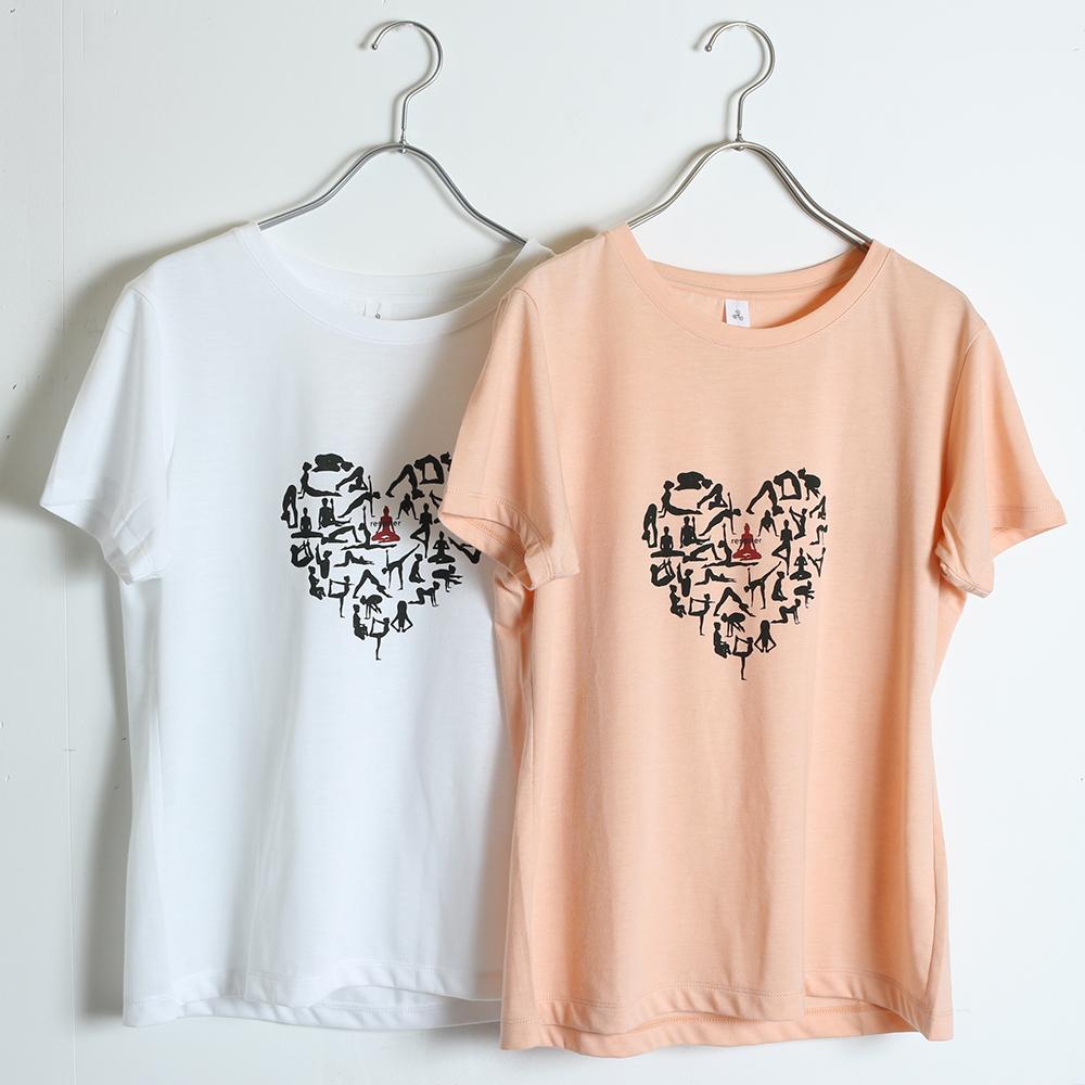 プリント Tシャツ YR-93108