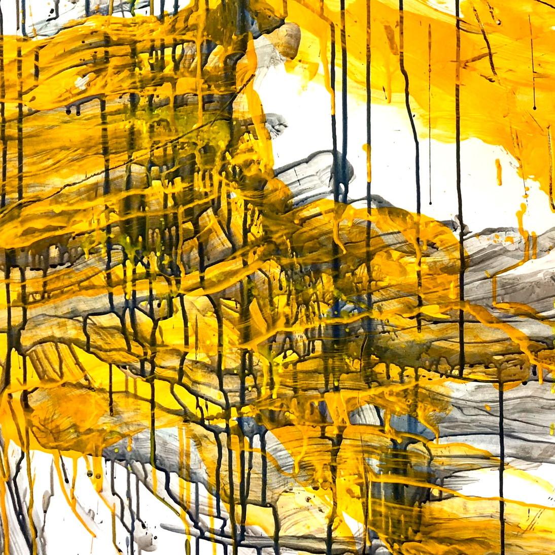 絵画 インテリア アートパネル 雑貨 壁掛け 置物 おしゃれ 抽象画 現代アート ロココロ 画家 : tamajapan 作品 : t-29