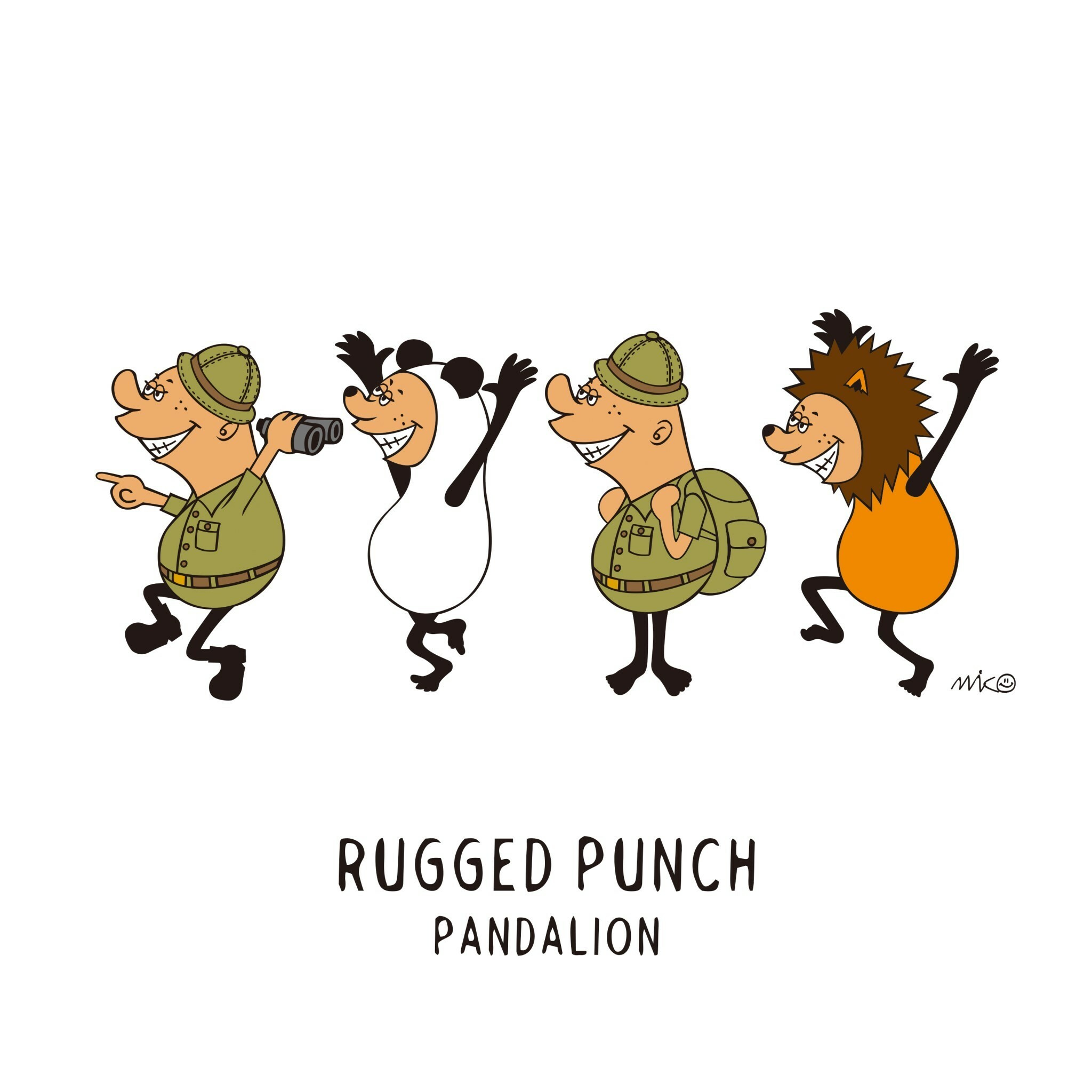 RUGGED PUNCH