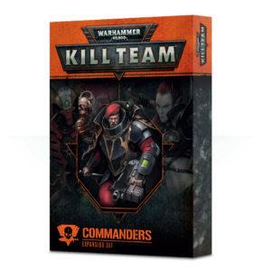 KILL TEAM: COMMANDERS 日本語書籍