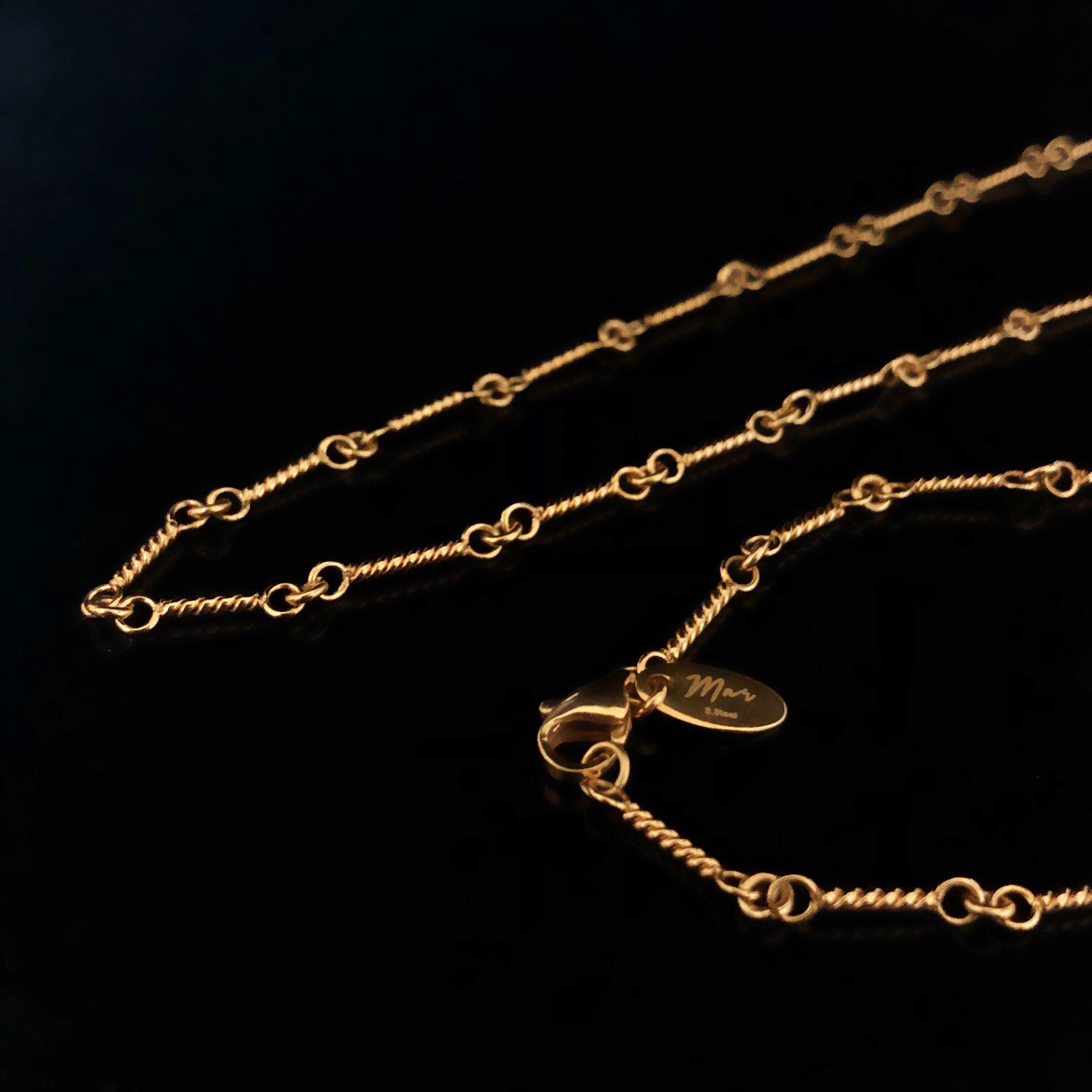 Twist chain 80cm