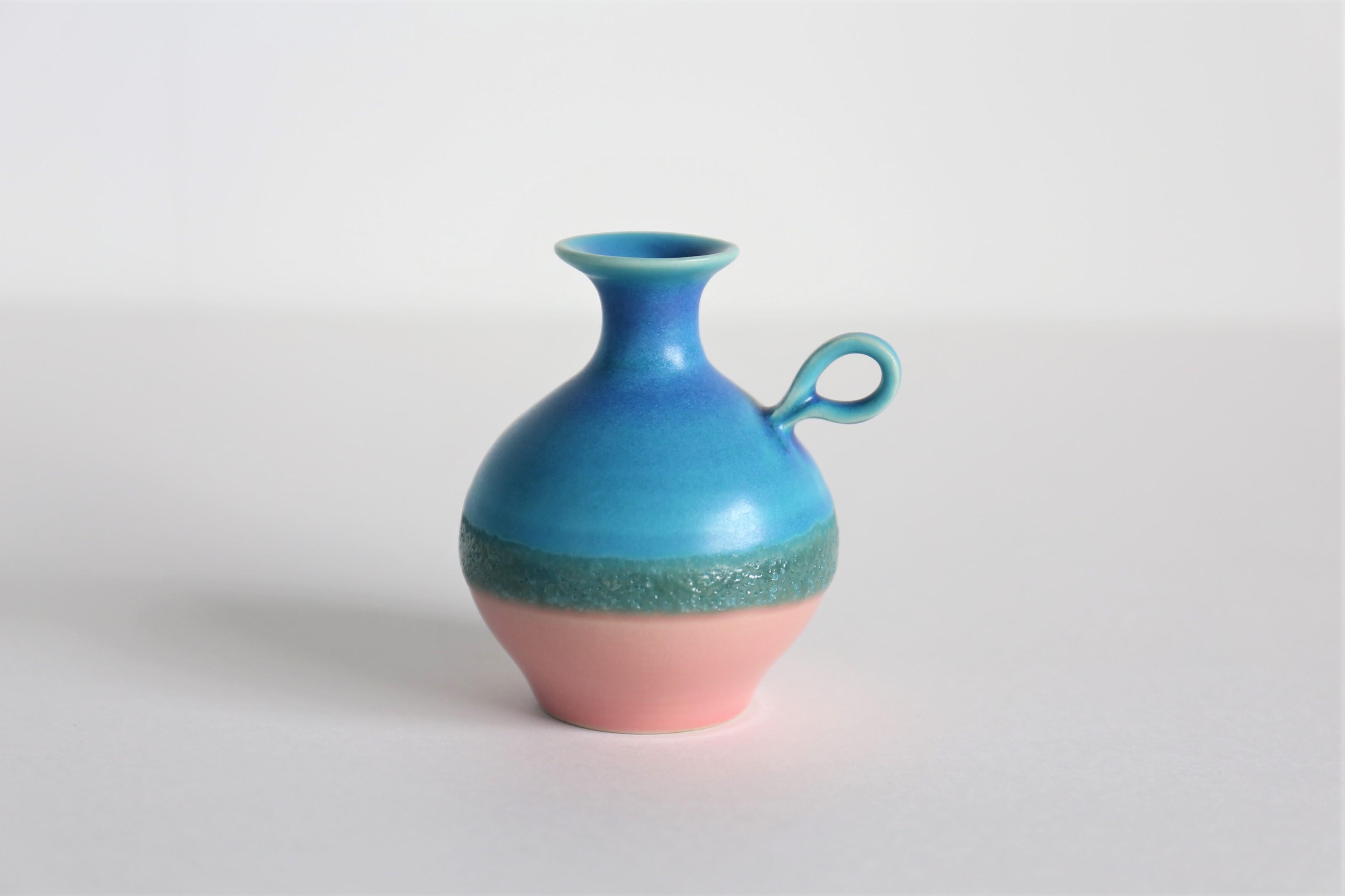 wakako ceramics/坂本和歌子  はねつきいちりん