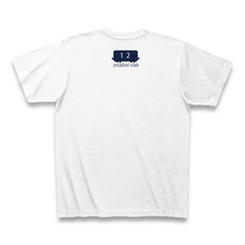 メンズTシャツ☆mapa tras☆ホワイト