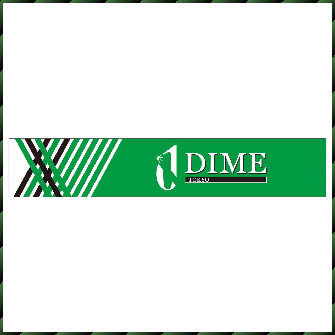 TOKYO DIME オリジナルマフラータオル