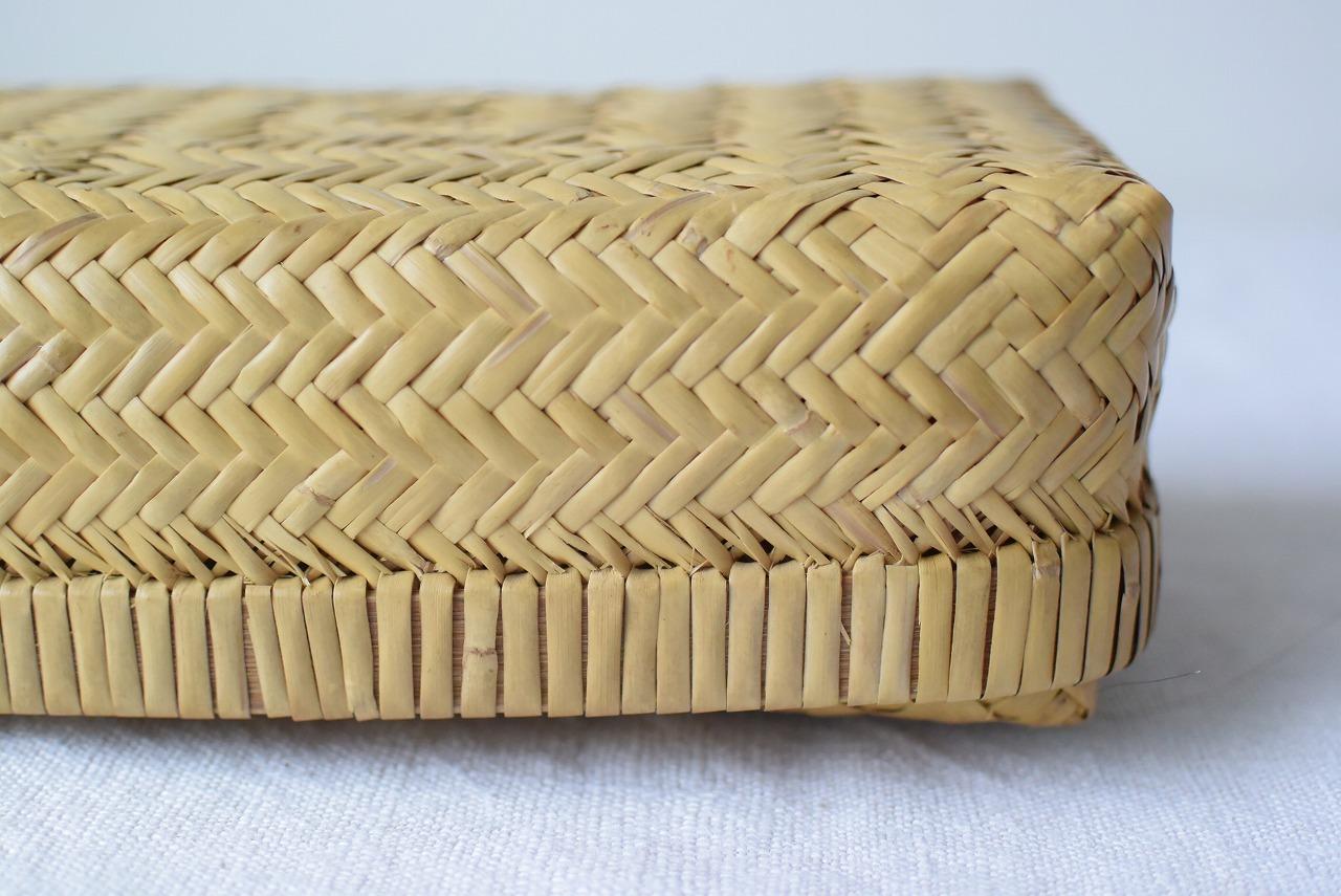 国産スズ竹の弁当箱 小物入れ