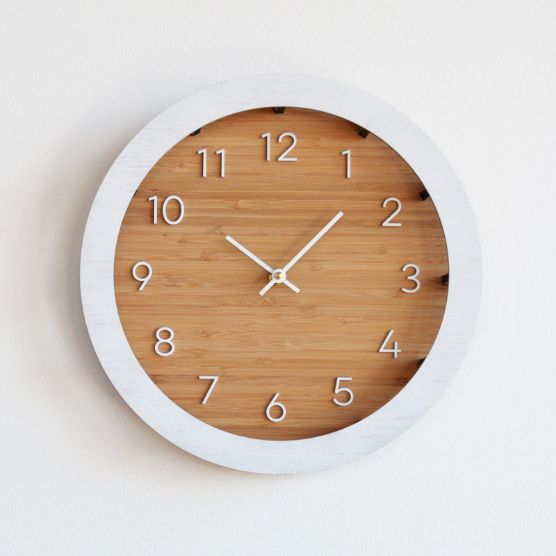 Minimal Wall Clock シンプルな掛け時計