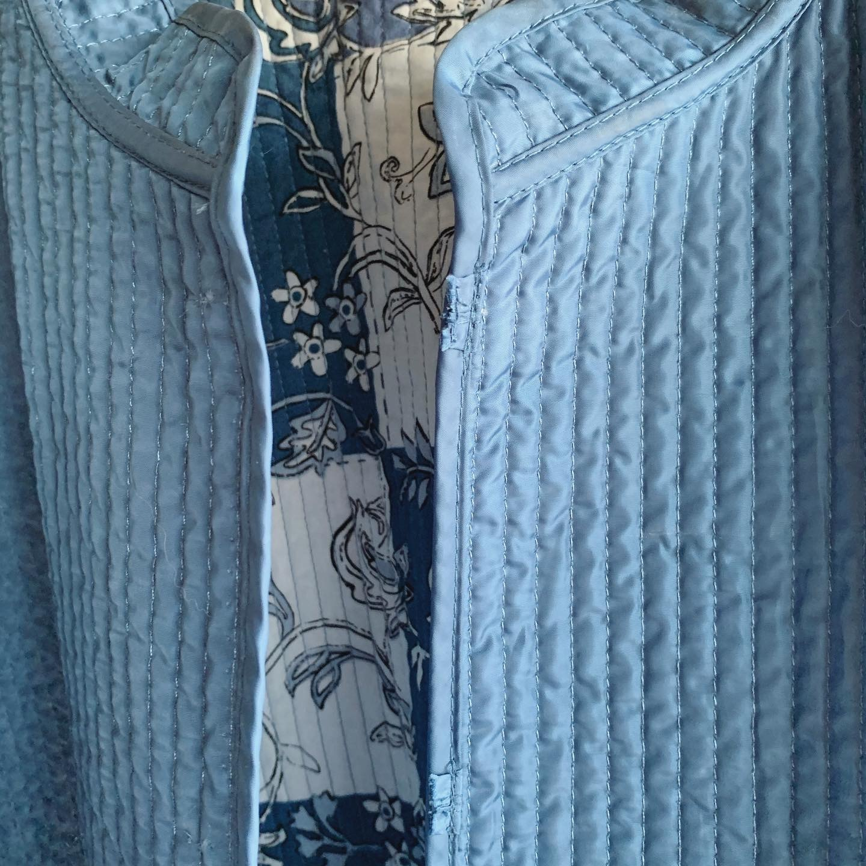 【SALE】vintage reversible quilting jacket