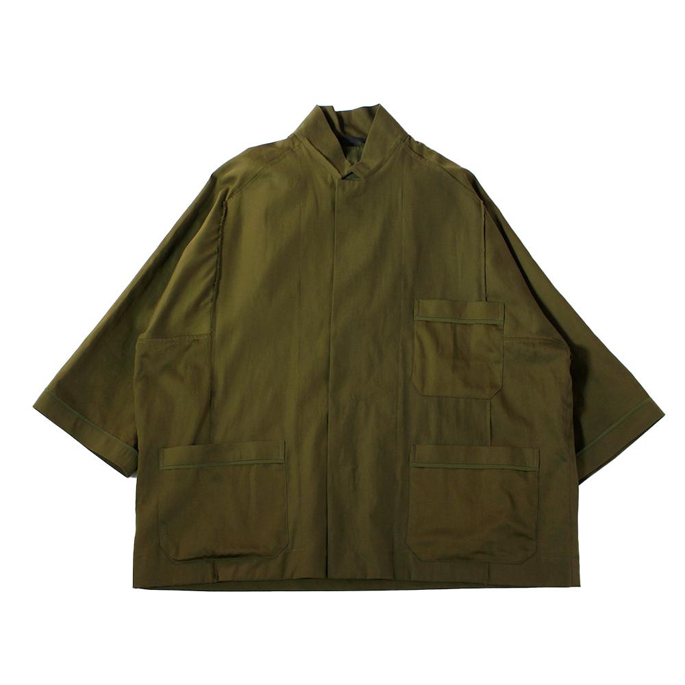 HAIDER ACKERMANN Short Sleeve Shirt Size