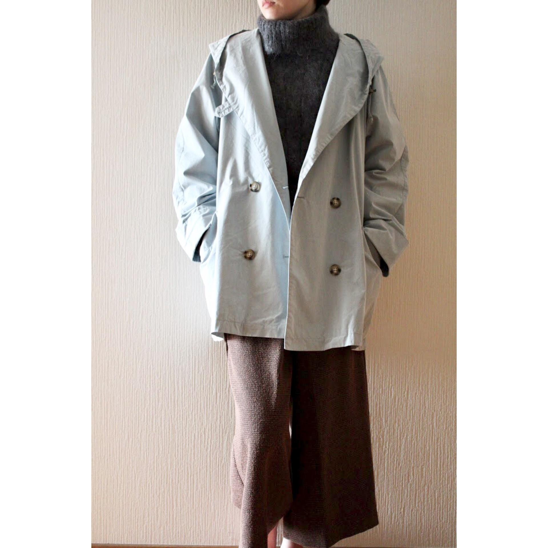 Vintage hooded jacket by Eddie Bauer