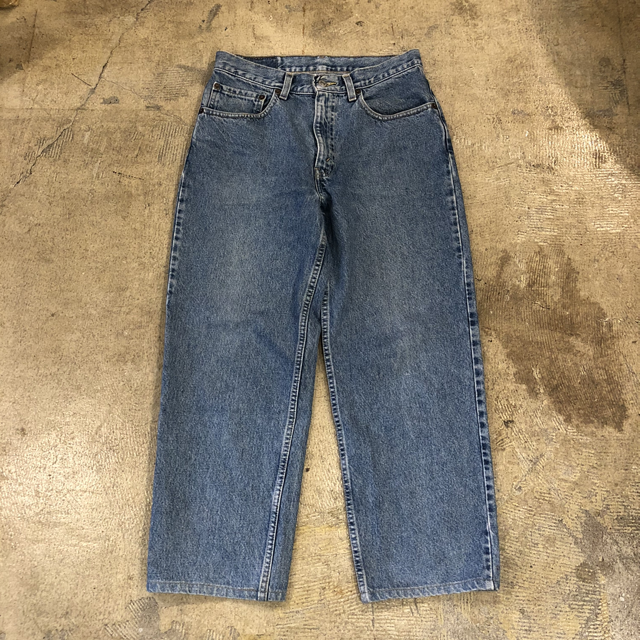 Levi's 550 Denim ¥7,900+tax