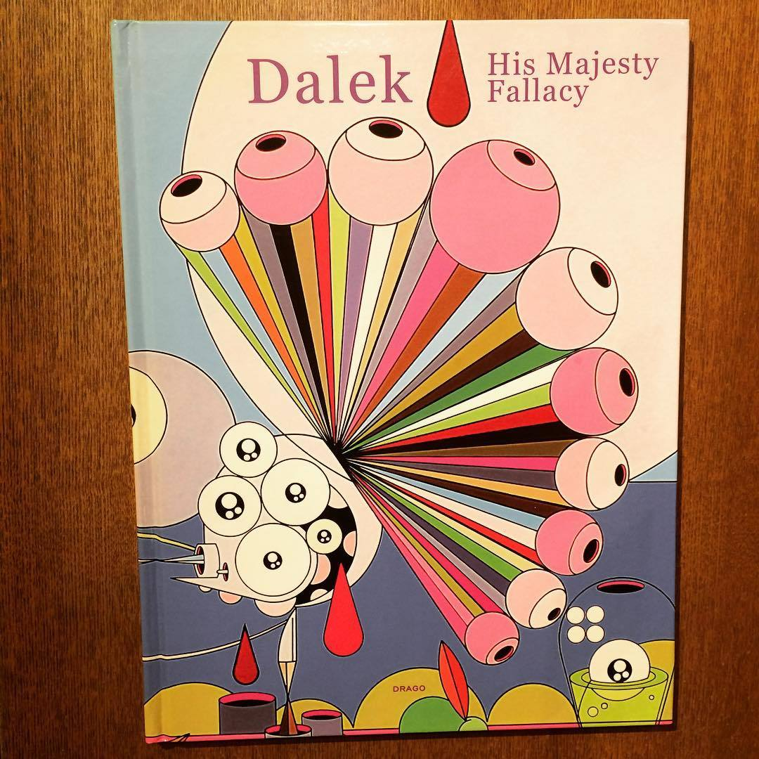 ダレク画集「The Majesty Fallacy/Dalek」 - 画像1