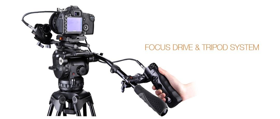 E-Image社・Focus Drive・ワイヤード フォローフォーカス システム