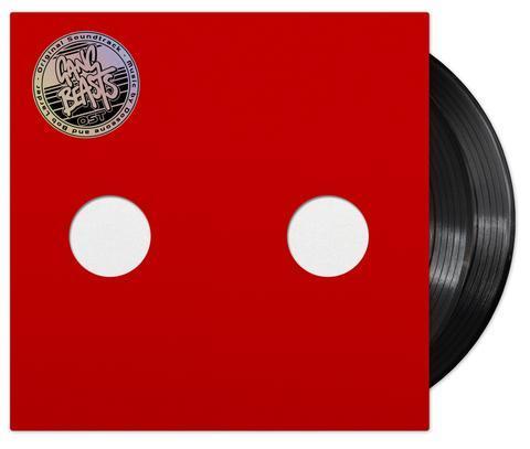Gang Beasts/ギャングビースト サウンドトラック アナログ・レコードセット  - 画像1