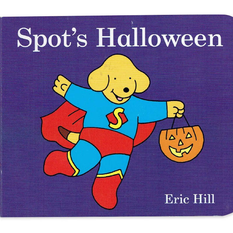 Spot's Halloween(コロちゃんのハロウィーン)