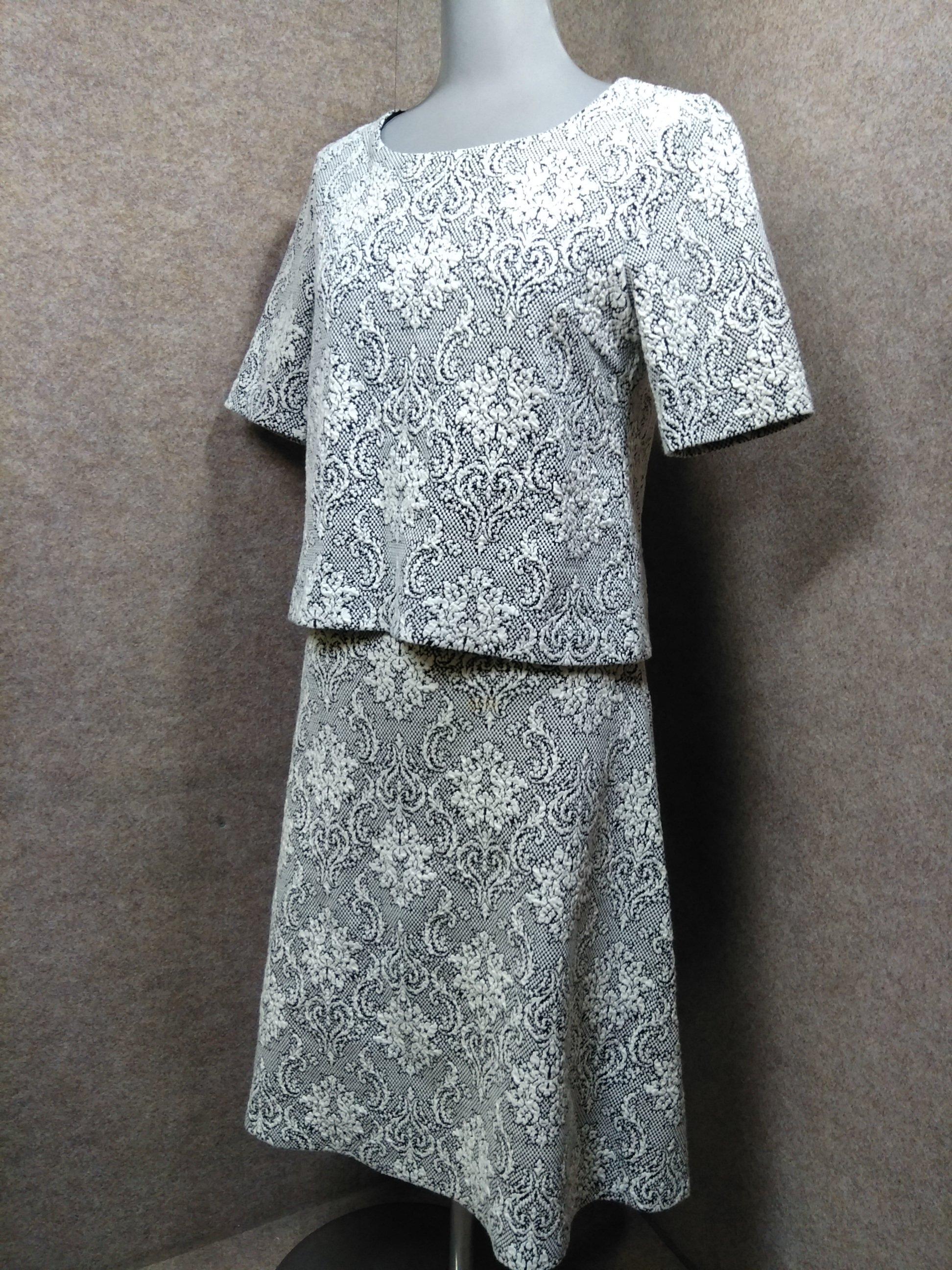 アナイ ANAYI セットアップ 38 カットソー スカート u1363j