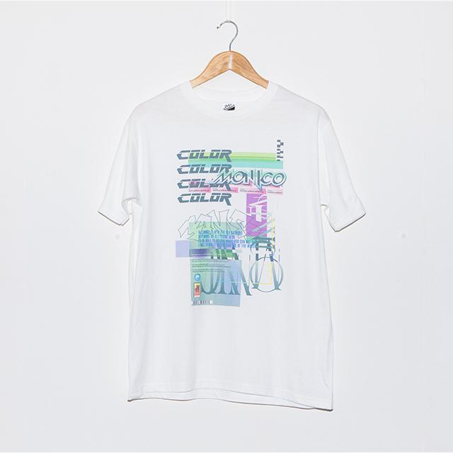 COLOR Tシャツ【MONICO】