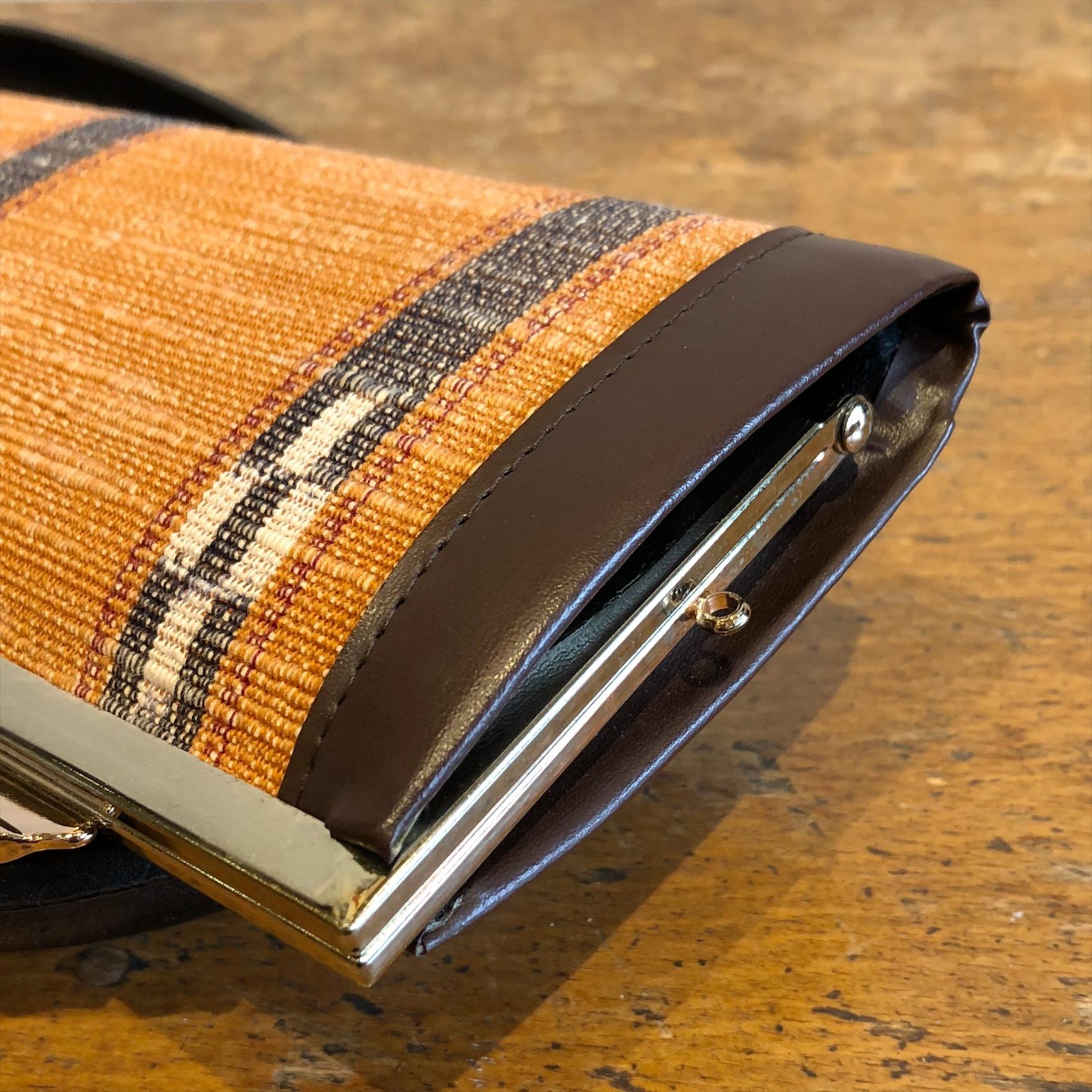 レトロ長財布