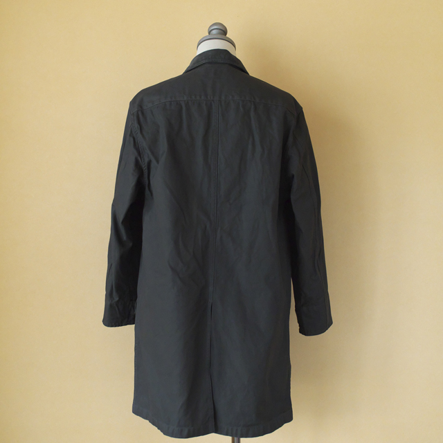 Manual Alphabet マニュアルアルファベット (MEN'S) O/D DRILL SHIRT COAT
